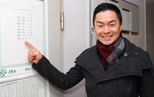 藤井勘一郎 6度目挑戦で晴れて合格 70箇所の競馬…