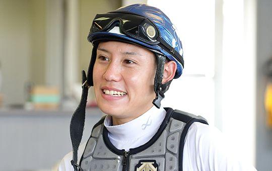 菱田裕二騎手 北の大地であえて目標なき、得難い日々…