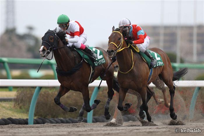 のレース写真