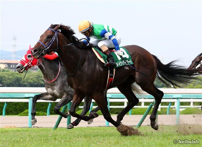 中京記念のレース写真