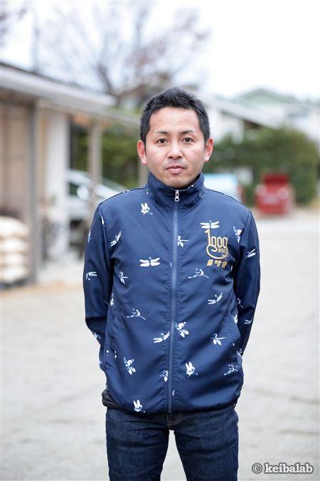 坂井英光調教師