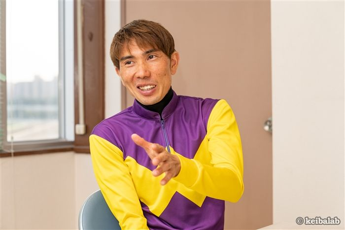 真島大輔騎手