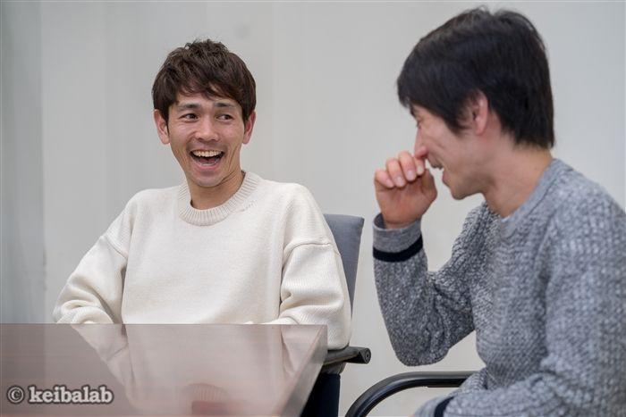 戸崎圭太&矢野貴之