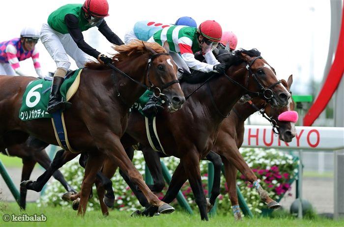 昨年の中京記念を勝ったのは3歳馬グルーヴィット