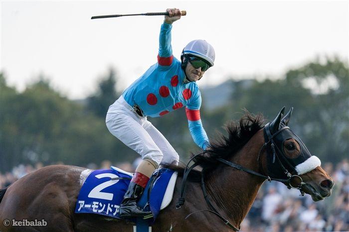 昨年の天皇賞・秋は女王アーモンドアイが貫禄勝ち