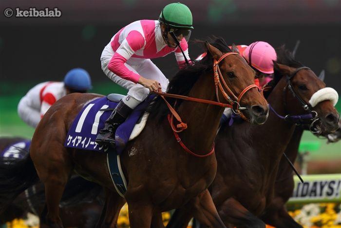 2018年NHKマイルカップ勝ち馬で、2020年根岸Sに出走するケイアイノーテック