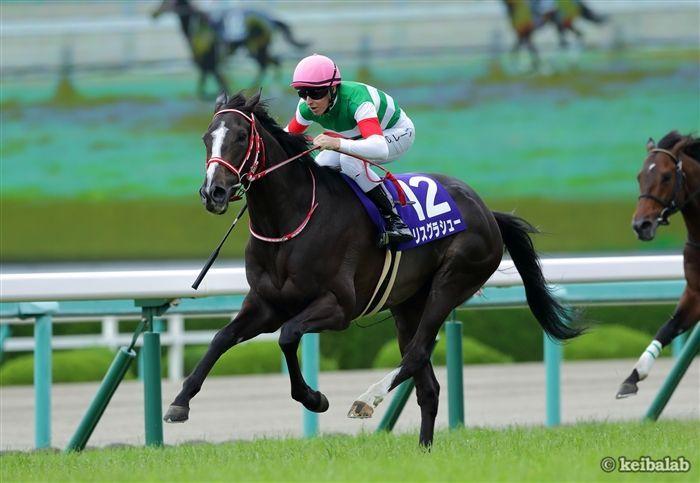 19年宝塚記念(G1)3番人気で勝利したリスグラシュー