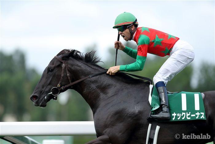 牝馬ながら520kg以上あった18年勝ち馬ナックビーナス