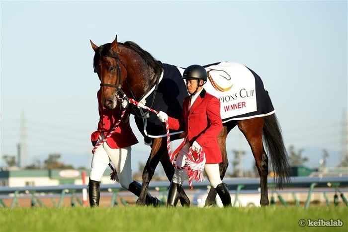 昨年のチャンピオンズCで他馬を一蹴したクリソベリル
