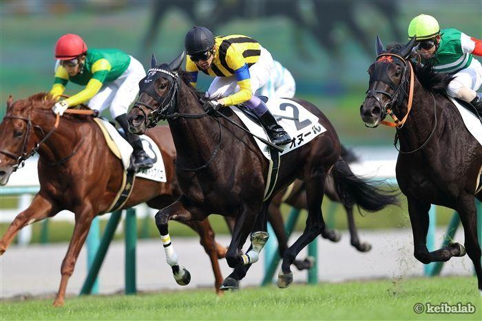 中京2000mの達人川田騎手とコンビを組むオヌール