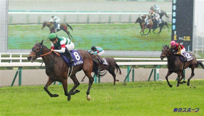 大阪杯を逃げ切り無敗のG1馬となったレイパパレ