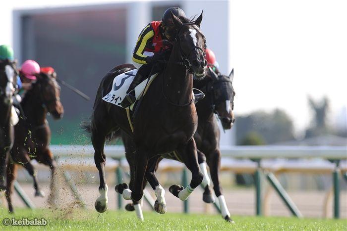 桜花賞と好相性の池添騎手が騎乗するソングライン