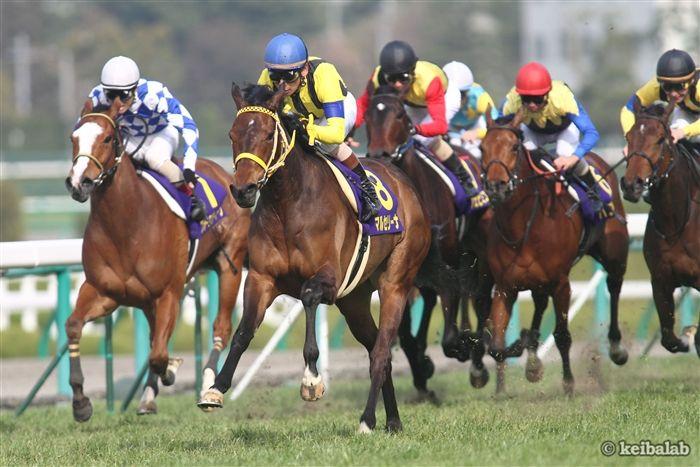 安藤勝己さんはマルセリーナを後方一気の追い込みで桜花賞馬に導いた